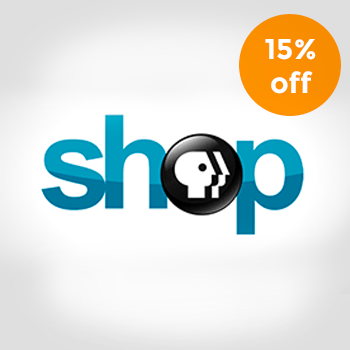 15% off Shop PBS